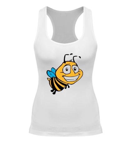 Женская борцовка Улыбчивая пчелка
