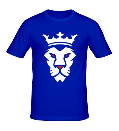 Мужская футболка Царь зверей