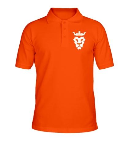 Рубашка поло Царь зверей