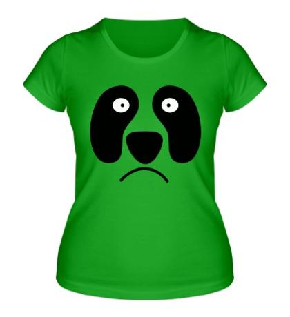 Женская футболка Пёс Барбос