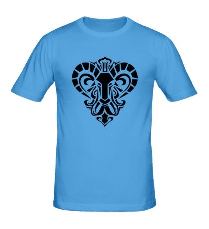 Мужская футболка Овен