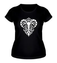 Женская футболка Овен