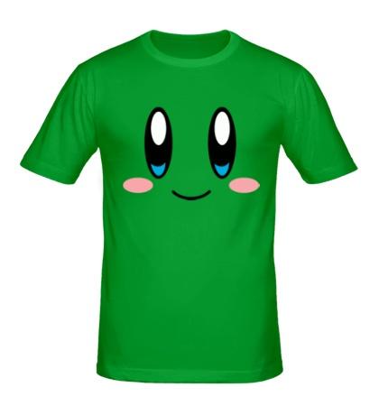 Мужская футболка Миленькая мордочка