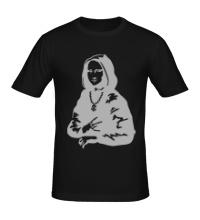 Мужская футболка Стильная Мона Лиза