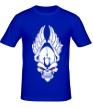 Мужская футболка «Череп ангела» - Фото 1