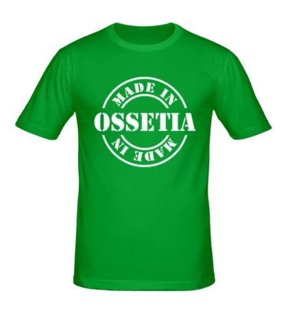 Мужская футболка Made in Ossetia