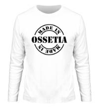 Мужской лонгслив Made in Ossetia