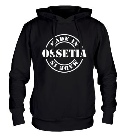 Толстовка с капюшоном Made in Ossetia