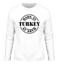 Мужской лонгслив Made in Turkey