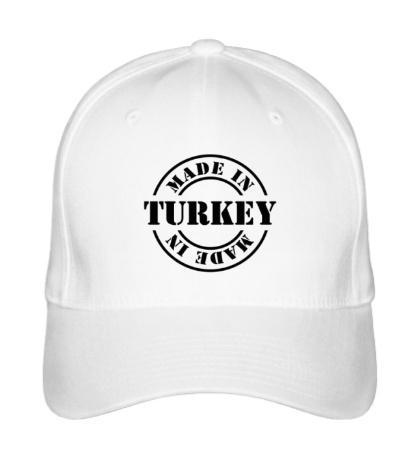 Бейсболка Made in Turkey