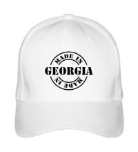 Бейсболка Made in Georgia