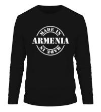 Мужской лонгслив Made in Armenia