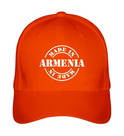 Бейсболка «Made in Armenia»