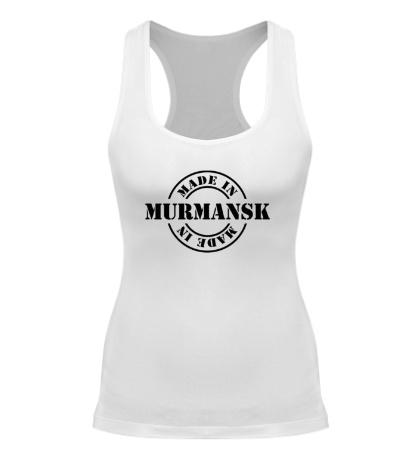 Женская борцовка Made in Murmansk