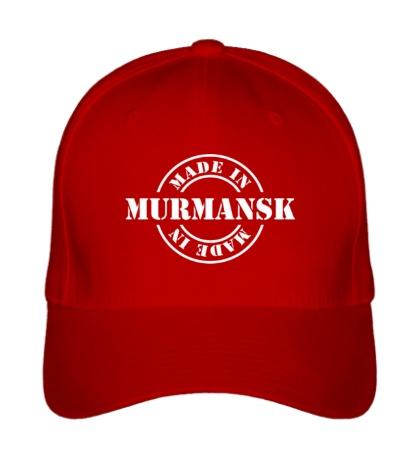 Бейсболка Made in Murmansk