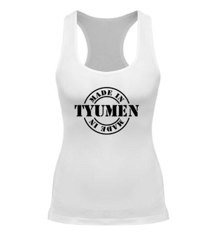 Женская борцовка Made in Tyumen