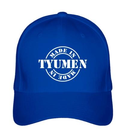 Бейсболка Made in Tyumen