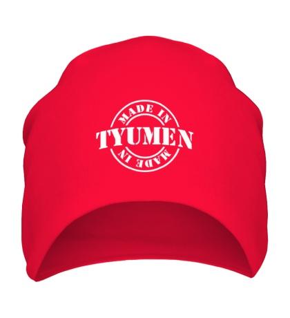 Шапка Made in Tyumen