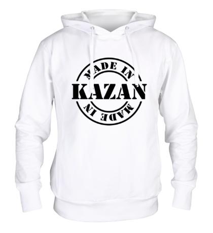 Толстовка с капюшоном Made in Kazan