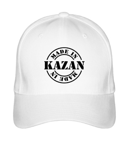 Бейсболка Made in Kazan
