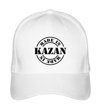 Бейсболка Made in Kazan