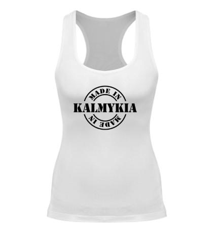 Женская борцовка Made in Kalmykia