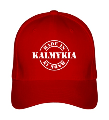 Бейсболка Made in Kalmykia