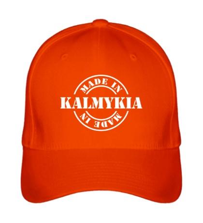 Бейсболка «Made in Kalmykia»