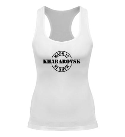Женская борцовка Made in Khabarovsk
