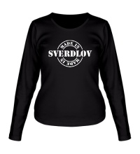 Женский лонгслив Made in Sverdlov