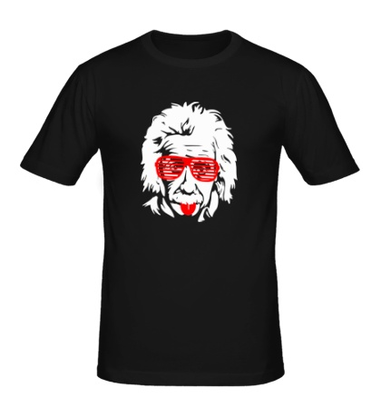 Мужская футболка Эйнштейн