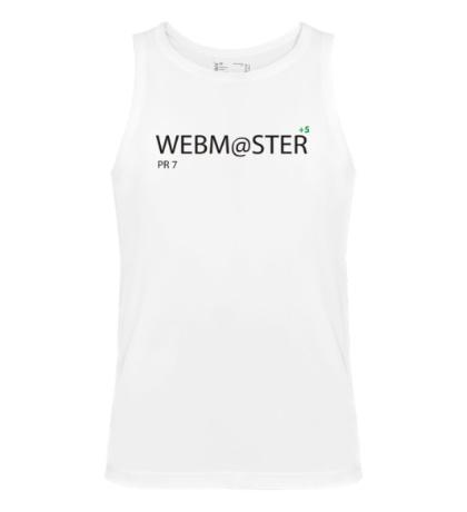 Мужская майка Pro Webmaster