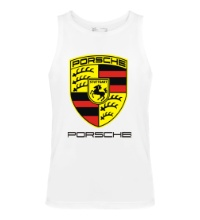 Мужская майка Porsche