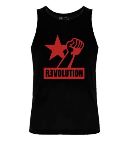Мужская майка Revolution Forever