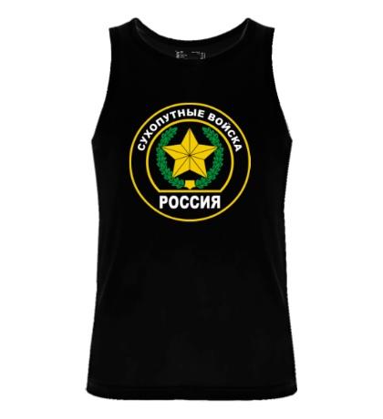 Мужская майка Сухопутные войска России