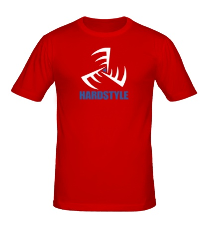 Мужская футболка «Hardstyle»