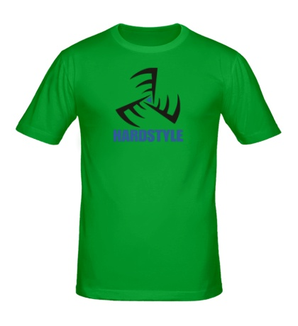 Мужская футболка Hardstyle