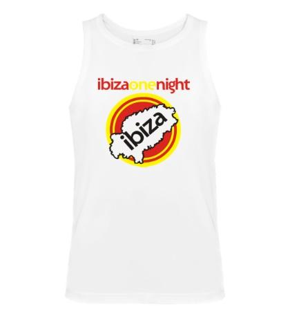 Мужская майка Ibiza One Night