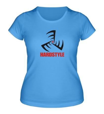 Женская футболка Hardstyle