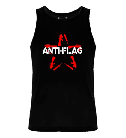 Мужская майка Anti-Flag