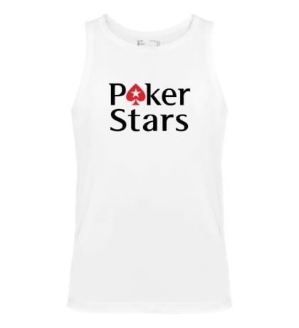 Мужская майка Poker Stars