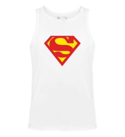 Мужская майка Супермен