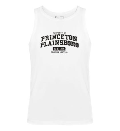 Мужская майка Princeton Plainsboro