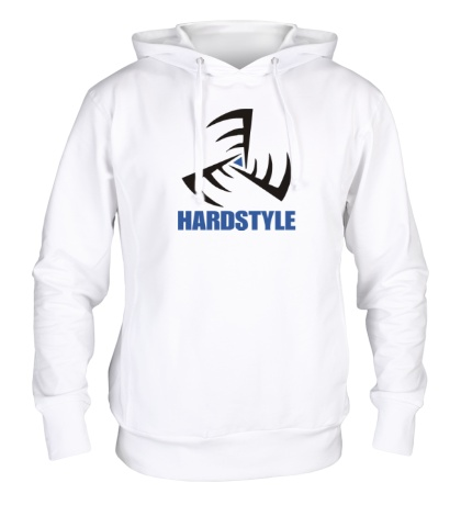 Толстовка с капюшоном Hardstyle