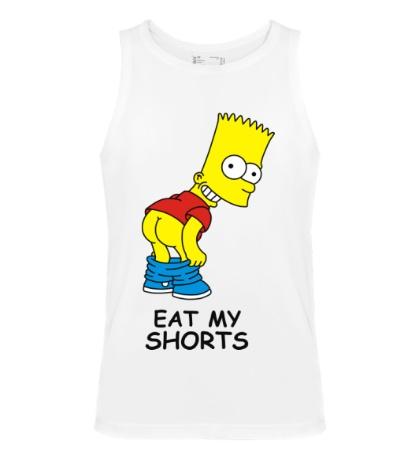 Мужская майка Eat My Shorts