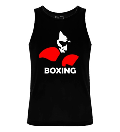 Мужская майка Boxing Only