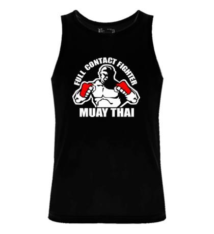 Мужская майка Muay Thai Fighter