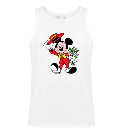 Мужская майка Mr. Mickey Mouse