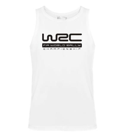 Мужская майка WRC, fia world rally