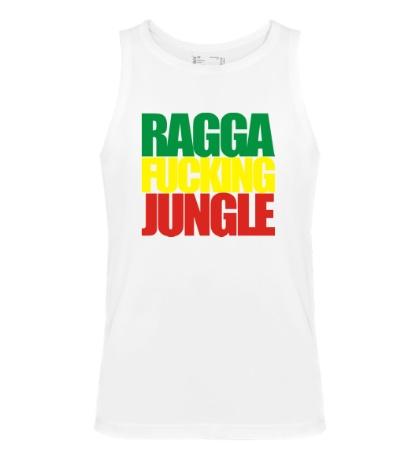 Мужская майка Ragga Fucking Jungle